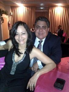 Jose  and Monica Bosque